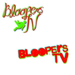 Bloopers TV logos
