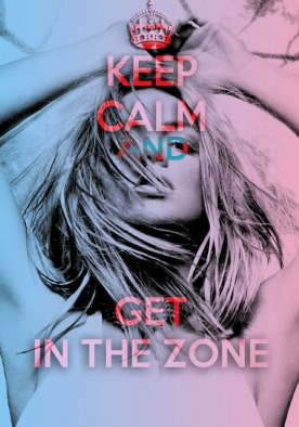 Keep Calm - Ge In The Zone