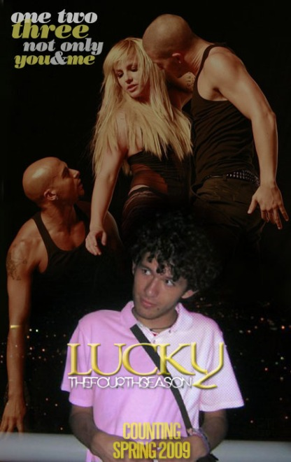 Lucky The Fourth Season Poster