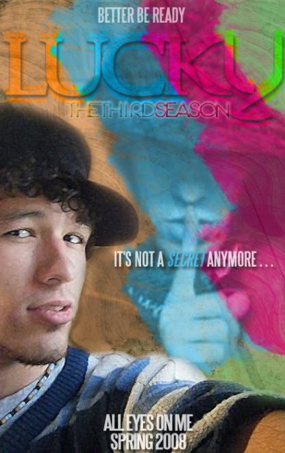Lucky The Third Season Poster
