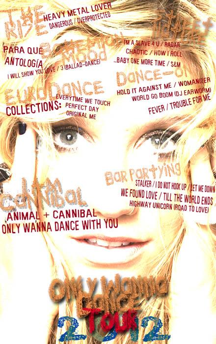 Only Wanna Dance Tour