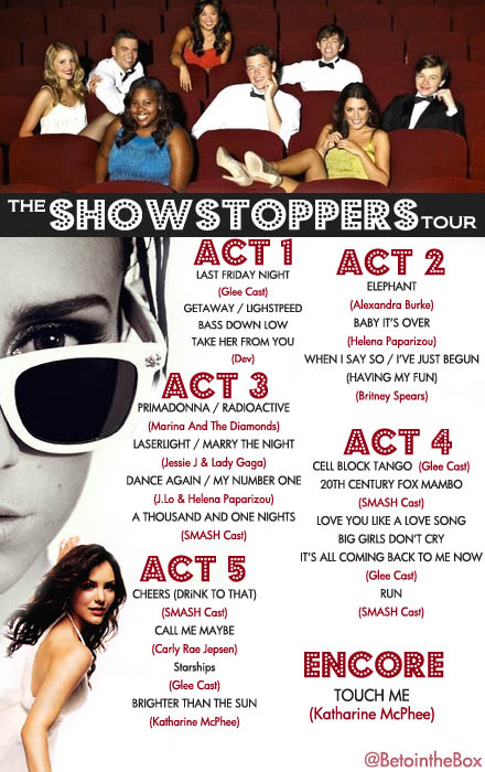 The Showstoppers Tour