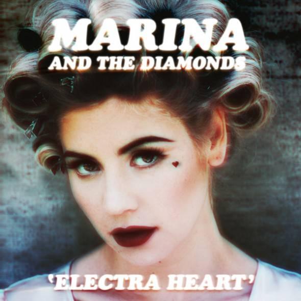 Marina & The Diamonds - Electra Heart Big