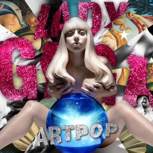 Lady Gaga - ARTPOP Glitter