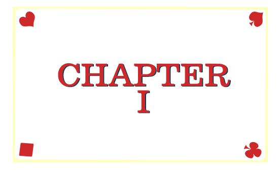 MIFMIML - Chapter I